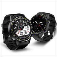 F1 Sport Smart Watch con cámara bluetooth GPS smartwatch tarjeta SIM reloj para Android IOS teléfono Dispositivos de vestir 2018 nuevo
