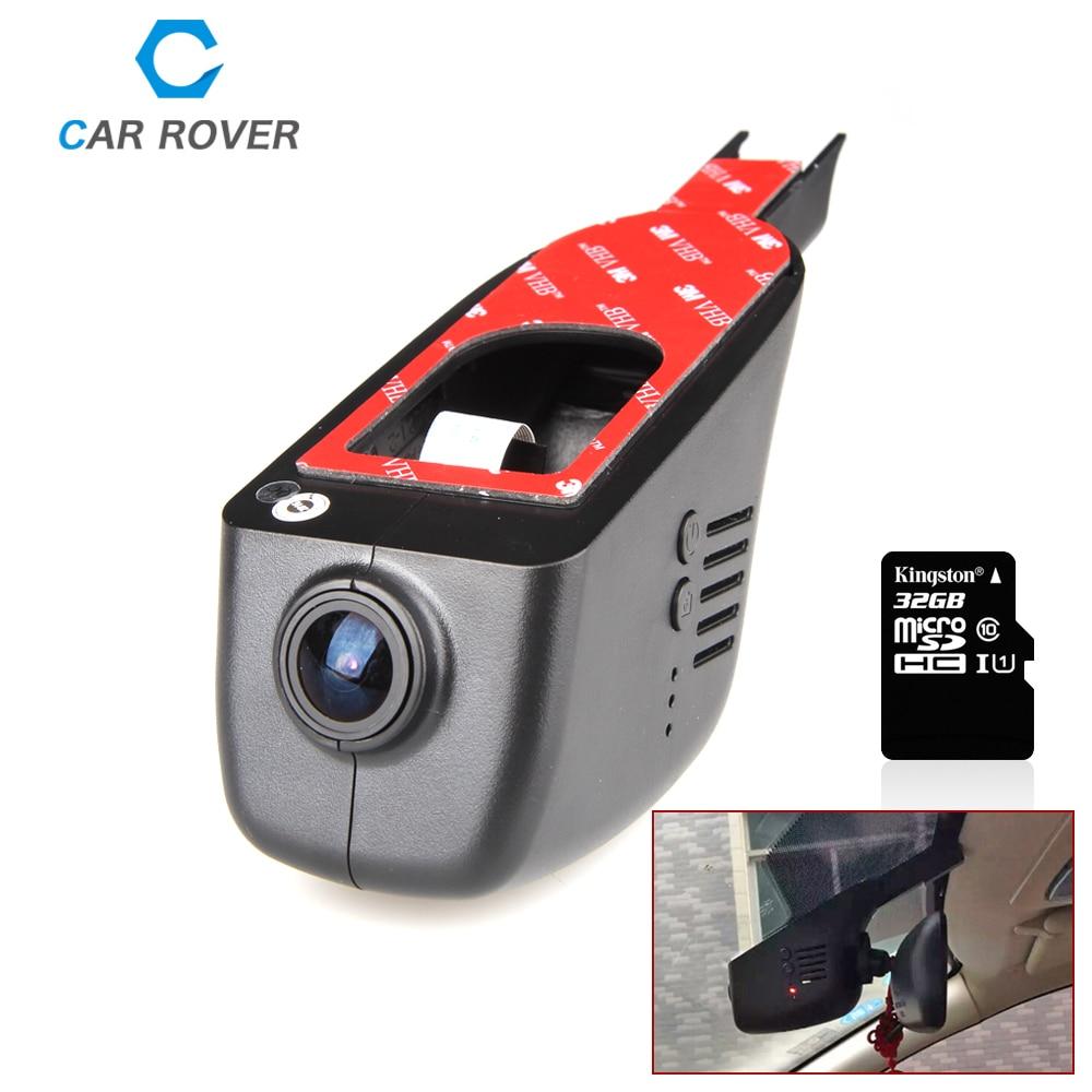 ФОТО Wifi Car DVR Dash Camera Vdie Recorder Camcorder with APP for Toyota  Vios Corolla Rav 4 Camry Yaris Mazda Axela CX-5 CX-7