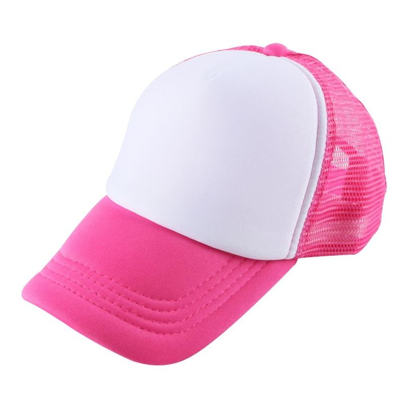 3 12 year kids children cute beauty snapback outdoor baby golf caps  wholesale boy girl summer sports net baseball cap mesh -in Baseball Caps  from Apparel ... c7b30b419d1
