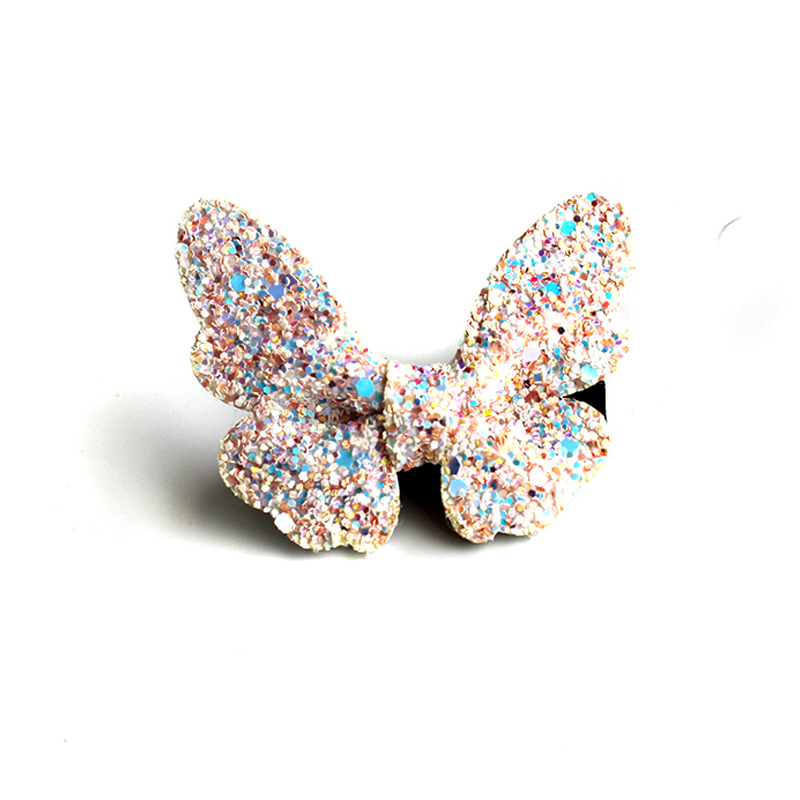Mother & Kids Responsible 6pcs/lot Girl Boutique Embroideried Sequin Bows With Unicorn Hairband For Children Handmade New Hair Hoop Plastic Accessories Accessories