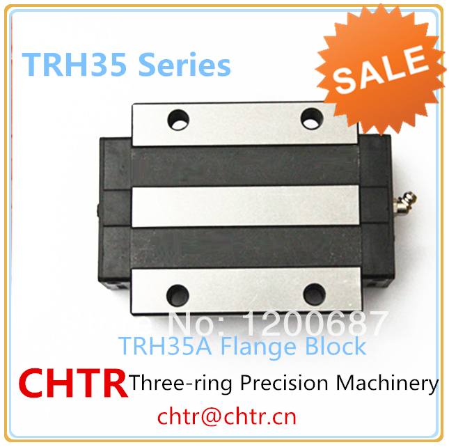 Factory Price Linear Guideway Block Linear Guide Support Carriage TRH35A Made in China linear transmission pillow block linear guide support carriage trh30b