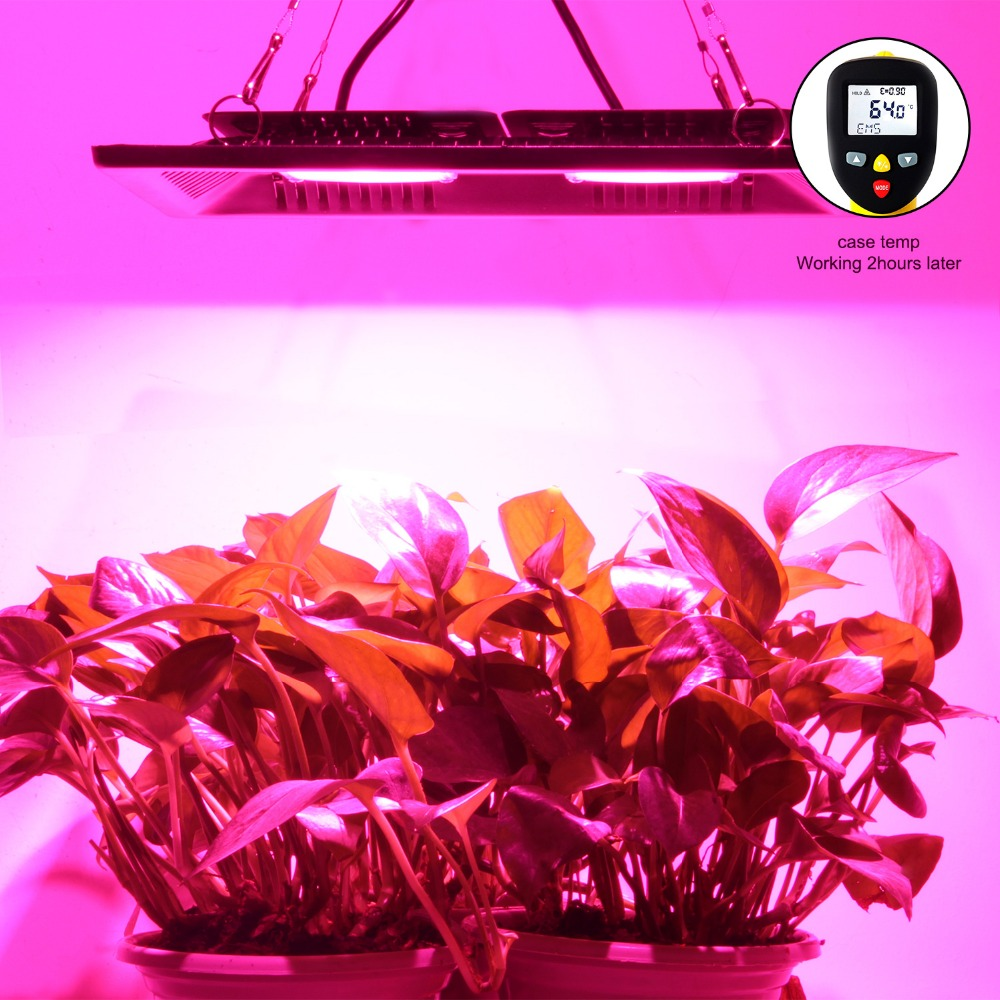 COB Led Grow Light Full Spectrum 100W 200W Waterproof IP67 for Vegetable Flower Indoor Hydroponic Greenhouse Plant Lighting Lamp max 4 cob 400w led grow light full spectrum led plant growing lamp indoor greenhouse hydroponic systems