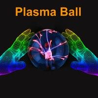 Jiaderui Nieuwigheid Nachtlampje Magic Plasma Bal Night Lamp 3 4 5 6