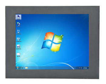New Fanless 10.4 inch industrial touch panel PC For Intel J1900 CPU 4GB RAM 120GB SSD LAN RS232 1024X768 LCD Industrial Tablet