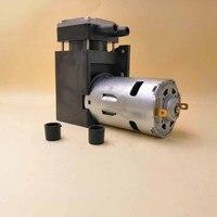 Factory direct sale 12v 24v electric motor mini air dc brushless vacuum pump