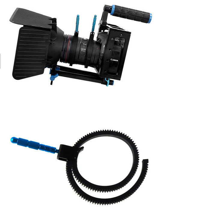 Hot sale Camera Accessories Rubber Follow Focus Ge...