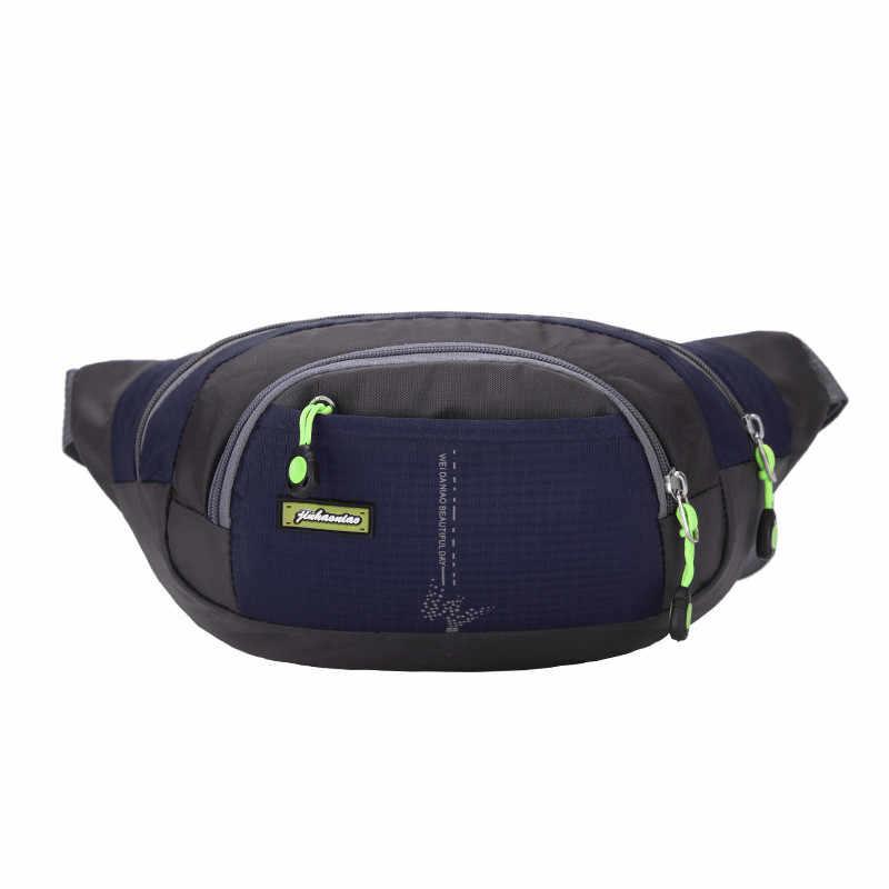 745f70a54db7 Бег БУМ gym bag Путешествия Удобный пеший Туризм Спорт интимные аксессуары поясная  сумка Пояс на молнии