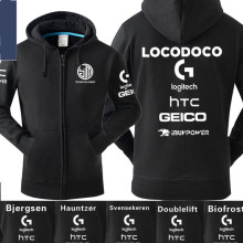 TSM SoloMid Doublelift Hauntzer Bjergsen Hoodies Hot Game LOL S6 Team Cosplay Sweatshirt Autumn and winter Hoodie for men women(China)