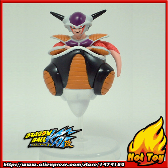 100% Original BANDAI Gashapon PVC Toy Figure HG Part 7 - Freeza / Frieza (6cm tall) from Japan Anime Dragon Ball Z sailor moon capsule communication instrument machine accessory gashapon figure anime toy full set 100