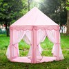 New 137 140cm Indoor Outdoor Shelter Tent Portable Little Girl Children Baby Kids Mini Tent