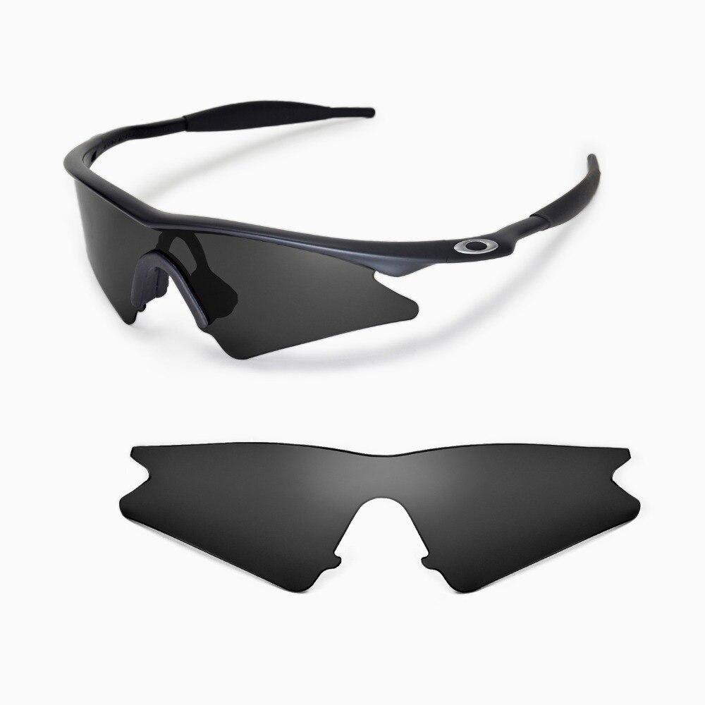 Lentes de Reposição walleva Polarized para Oakley M Varredura Quadro Óculos  De Sol 5 cores disponíveis 9a75c8888e