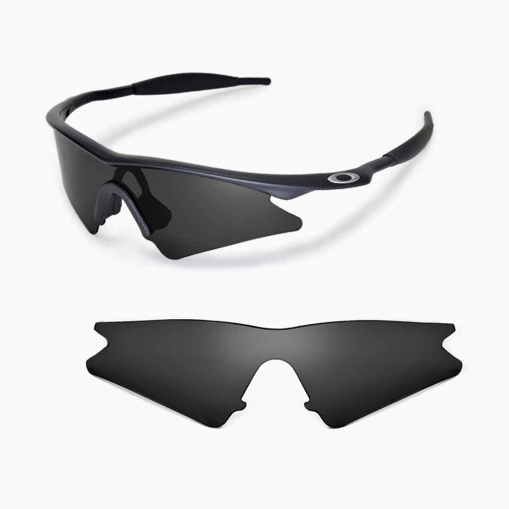 Walleva Polarized Replacement Lenses for Oakley M Frame Sweep ...