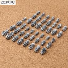 3D 999 серебро Pixiu бусины Настоящее чистое серебро фэншуй Pixiu бусины богатство пиксиу Piyao бусины счастливый символ бисера DIY браслет