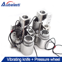 Aubalasti Vibrating Knife Single and Double Seat Include Timing Belt and Synchronous Wheel and Coupling 1/2PCS