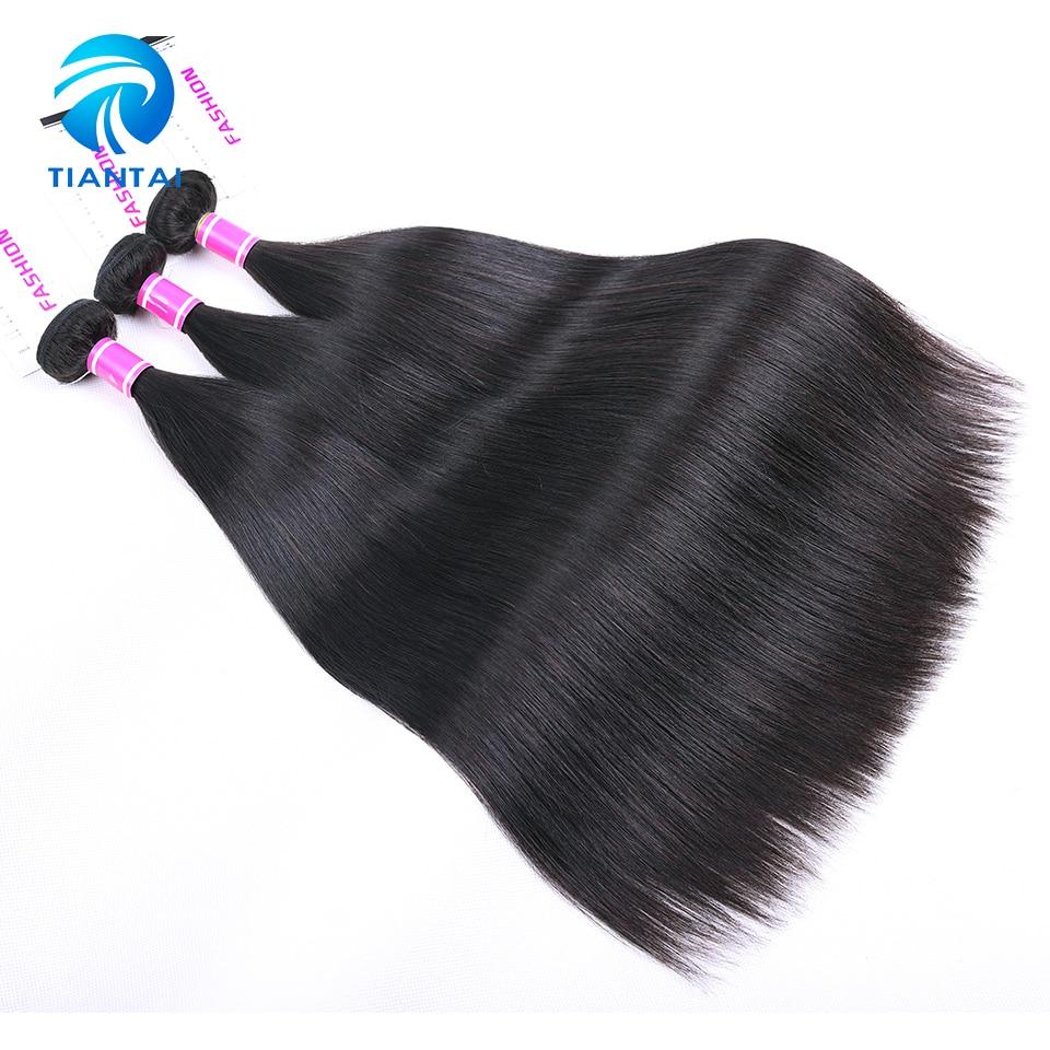 Virgin Human Hair 3 Bundles Cheap Brazilian Straight Hair Weave Extensions Unprocessed Mink Brazilian Straight Hair Bundles