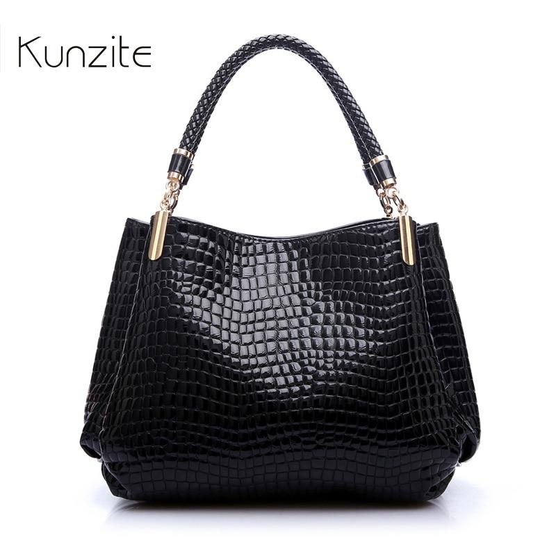 Luxury Women Designer Handbag High Quality Brand Crocodile