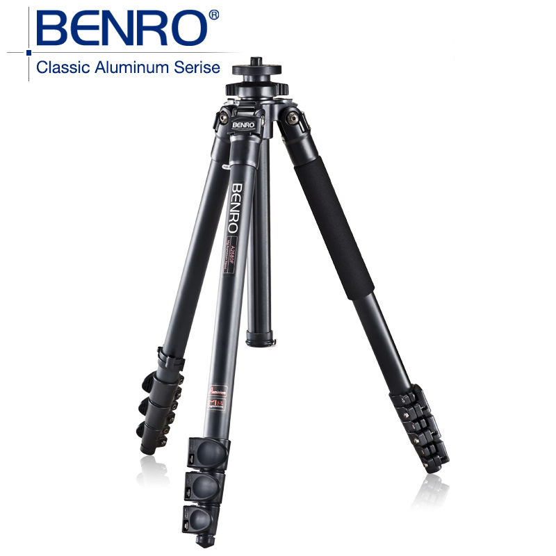 Benro a2580f SLR Camera Bracket Carbon Fiber Tripod Folding Tripod Multifunctional Support For Photography Professional Tripod benro aluminum tripod 3 8 super strong impact resistance horizontal axis camera tripod multifunctional alloy tripod ga169t
