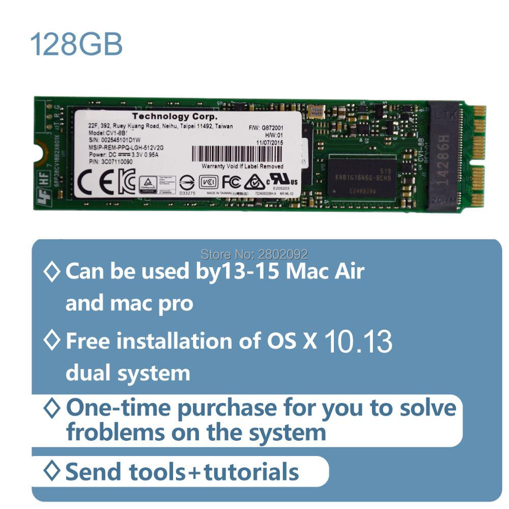 128GB SSD For 2013 2014 2015 Macbook Air 2013 2014 2015 Macbook imac 2013 2014 2015 pro 2014 mini SOLID STATE DISK 2014