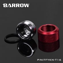 Barrow TFYKN-T16, OD16mm Pilihan Keras Pipa Fitting, G1/4 Adaptor untuk OD16mm Keras Tabung(China)