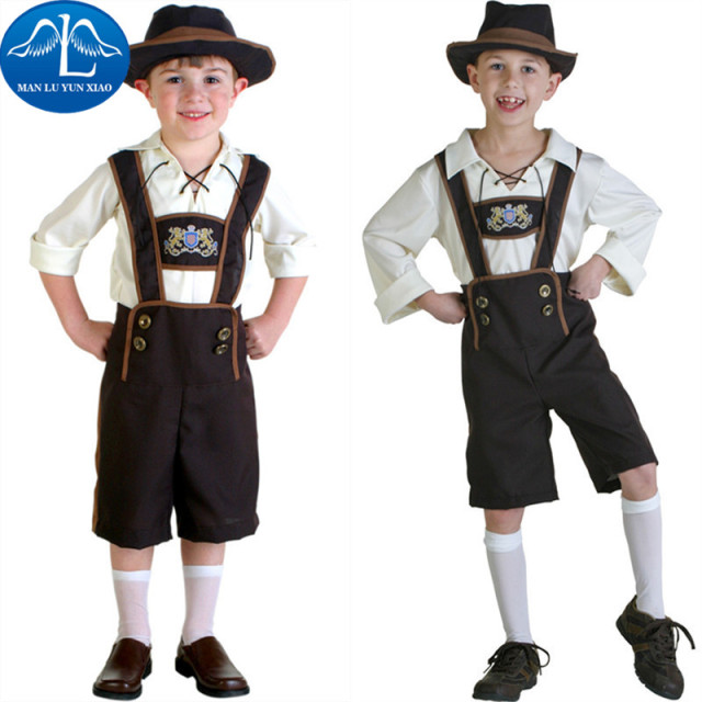 MANLUYUNXIAO halloween Costume For Kids Oktoberfest Costume The Alps National Costume Beer Festival Costume For Kids  sc 1 st  AliExpress.com : national costume for kids  - Germanpascual.Com