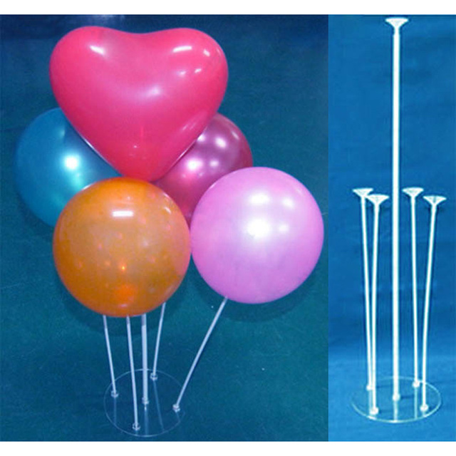 Table balloon arch column wedding decorations party supplies diy table balloon arch column wedding decorations party supplies diy balloons cluster party favors good quality bulk junglespirit Images