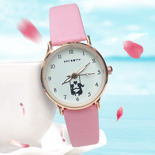 KEIIDY Top Brand Woman Watch Fashion Luxury Ladies Quartz Wristwatch Leather Strap Women Watches Reloj Girl students clock gift недорого