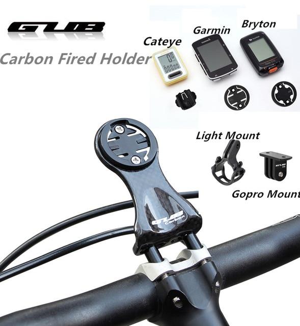 GUB 693 סיב פחמן מחזור מחשב כידון מחזיק אופני להחזיק שולחן סוגר MTB כביש אופניים גזע מנורת הר 16g