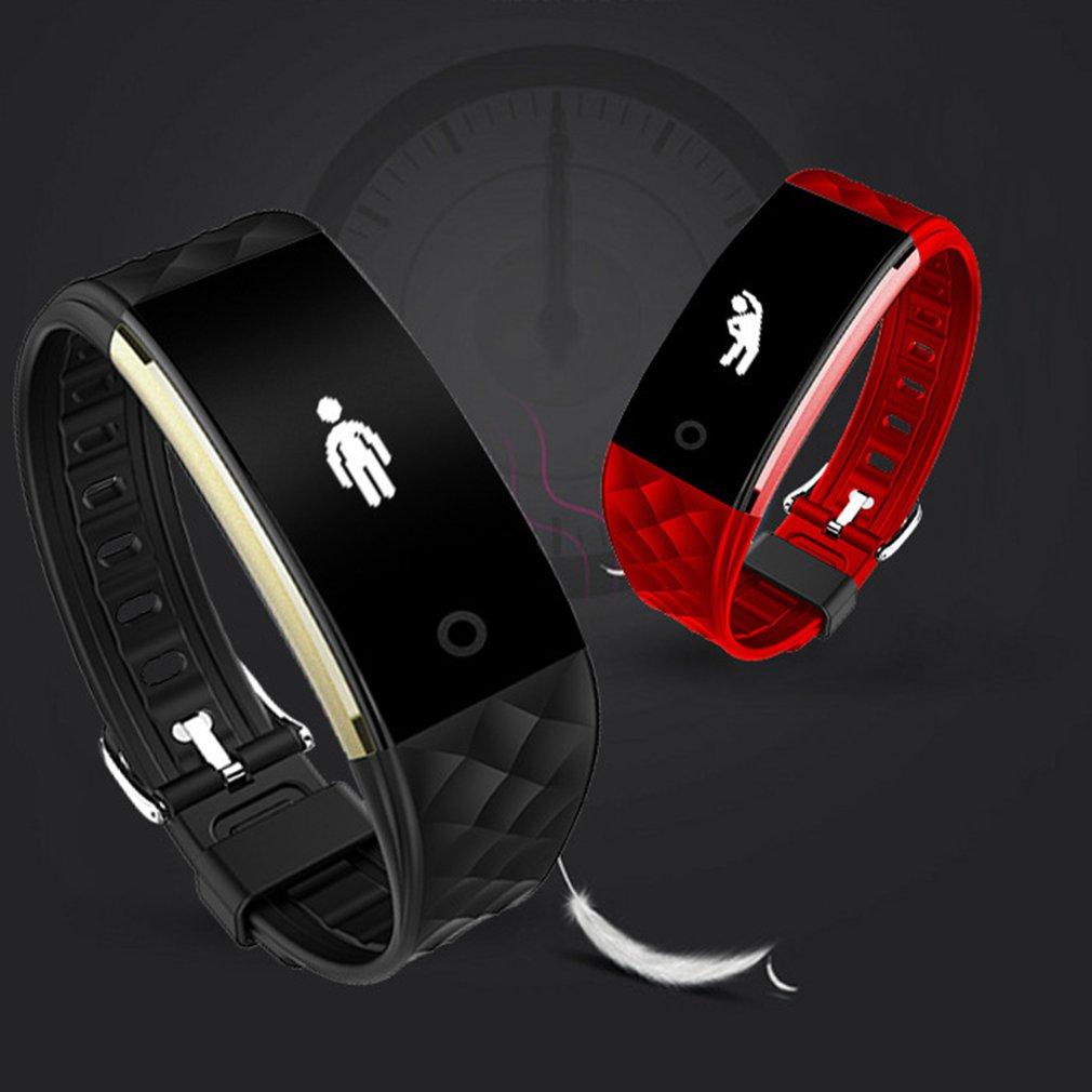 S2 Sport Smart Bracelet Heart Rate Monitor Waterproof IP67 Fitness Bracelet Tracker Smart Wristband Bluetooth For Android 6