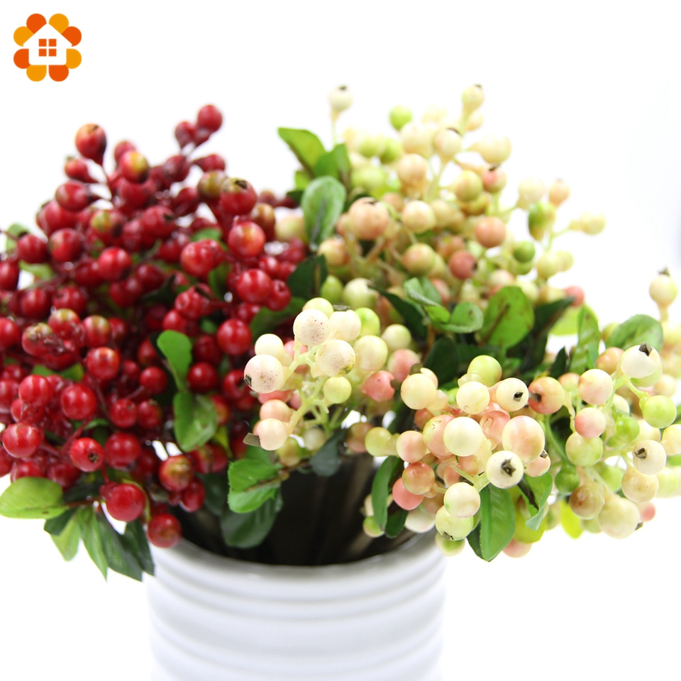 Aliexpress Buy 4 Color 5pcs Decorative Blueberry Fruit Berry