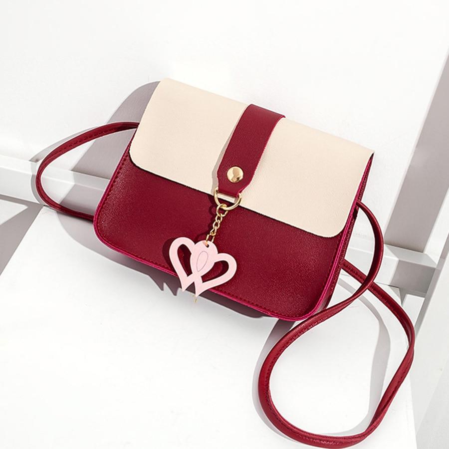 Women Shoulder Bags Luxury Handbags Women Bags Designer Ladies Crossbody High Quality PU Material Fashion Solid Handmade Bags
