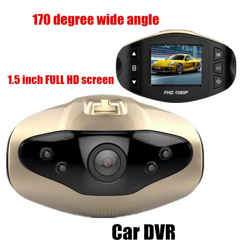 ホット販売車ビデオレコーダーミニ車dvr 1.5インチ画面170度広角gセンサーナイトビジョンビデオカメラ