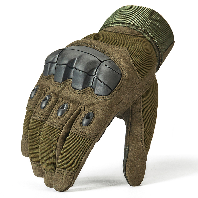 Tactical Military Gloves Men/'s SWAT Combat Shooting Assault Police Security Duty