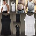 Men Sports Vest Shirt Slimming Body Shaper Belly Fatty Thermal Underwear Corset Compression Tank Top
