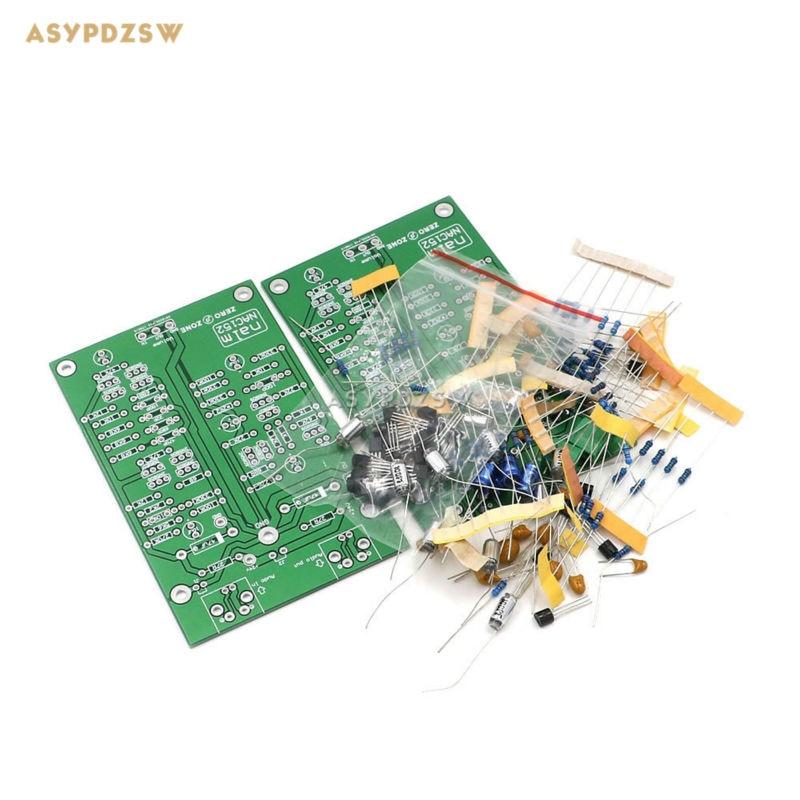 2 шт. (2 канала) преусилитель NAC152 DIY Kit base on NAIM NAC152XS преусилитель