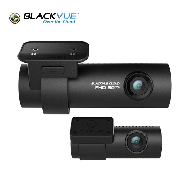 BlackVue Voiture DVR DR750S-2CH WiFi Double Cam Lecteur Enregistreur GPS FHD Enregistrement Dash Caméra Auto Noir Boîte Livraison Cloud Service