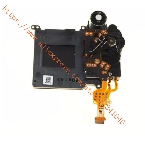 95% nouveau groupe d'assemblage d'obturateur pour Canon pour EOS 650D rebelle T4i Kiss X6i 700D Kiss X7i rebelle T5i pièce de réparation d'appareil photo numérique