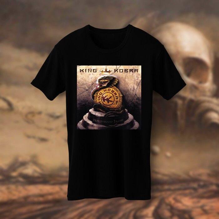 King Kobra Hollywood Trast hard rock band W.A.S.P. T-shirt Tee S M L XL 2XL