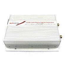 3 W (35dBm) GSM 900 Mhz Amplificateur Gain 85dBi GSM Téléphone portable Booster Répéteur de Signal + Livraison Gratuite