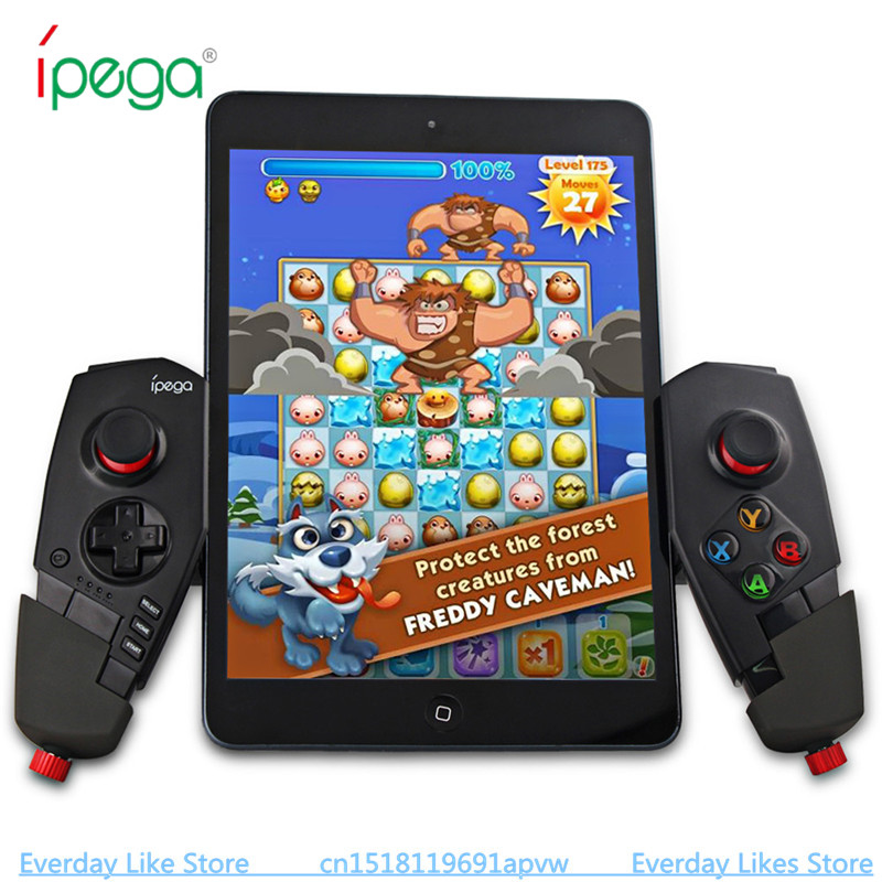 IPEGA PG 9055 Wireless Bluetooth Games Controller Gamepad For Android TV Android TV Box PC Smartphone