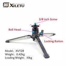 XILETU XVT28 монопод Поддержка рамка установки со сферическим креплением Cardinal number& монопод 3/8 дюймов переходной винт для камеры Benro