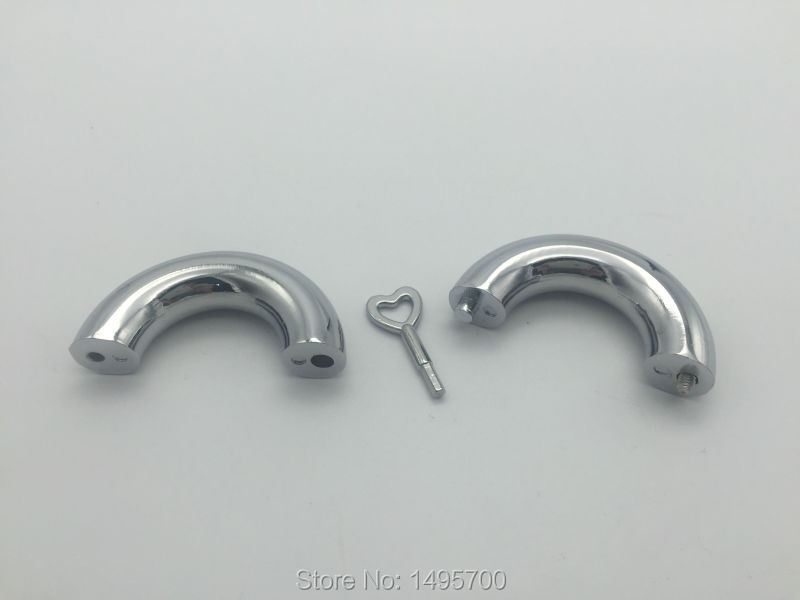 17 Metal sex toys male scrotal shackle penile ring testicle pendulum weight,sm cock ring,glans,penis ring,cock cage 11