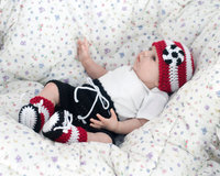 BABY SOCCER OUTFIT Crochet Beanie Soccer Hat Shorts Socks Shoes Red White Knit Baby Soccer Baby