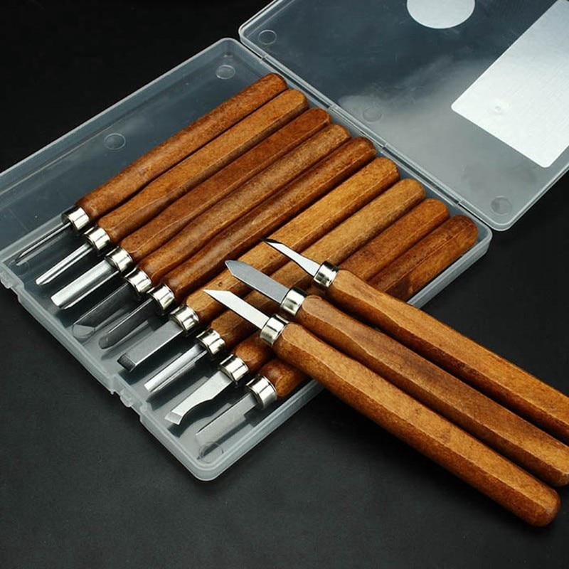 ابزار حکاکی دستی چند منظوره چاقوی دست - ابزار دست