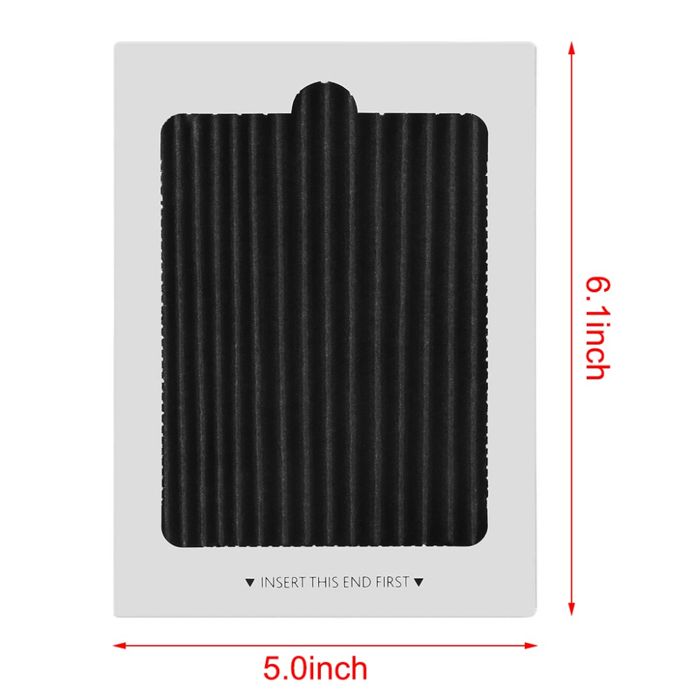 MEXI 1Pc Carbon Replacement Ultra Refrigerator Pure Air Filters For Electrolux EAFCBF PAULTRA 242061001 241754003