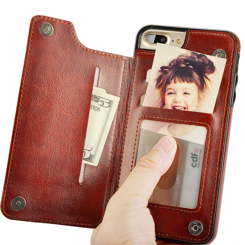 For-iPhone-6-Case-Luxury-PU-Leather-Card-Slot-Holder-TPU-Silicone-Back-Cover-Case-For (2)