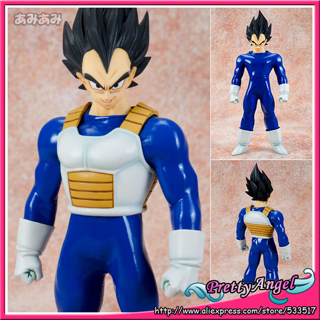 Brettyangel-véritable mégahouse D.O.D Dimension de Dragon Ball Dragon Ball végéta figurine d'action