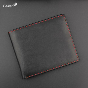 men wallets top pu leather vintage design purse men brand famous card holder mens wallet carteira masculina wholesale price Beilian Small Vintage Wallet Brand High Quality PU Leather Black Men Wallets Short Thin Coin Purse Wallet Card Holder Wallets