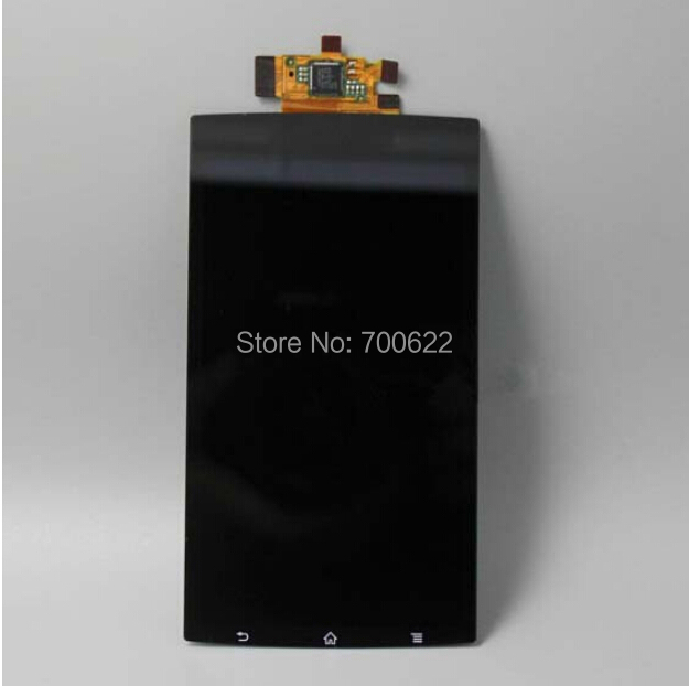 Подробнее о Original Assembly Replacement For Sony Ericsson Xperia Arc S LT18i LT18 X12 LCD Display + Touch Screen Digitizer Assembly for sony xperia arc s lt18i lt18 x12 lcd display screen monitor digitizer touch panel screen glass assembly replacement