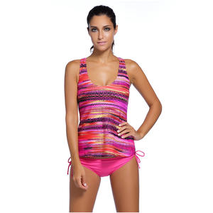 3 pieces suits women swimwear bikini With Tank Top swimsuit 2018 Maternity Pregnancy