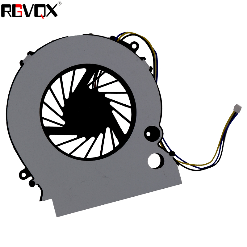 Купить с кэшбэком NEW Laptop Cooling Fan For Lenovo B500 B505 B510 B50r1 All-in-one For CPU PN: BSB0712HD CPU Cooler Radiator Replacement